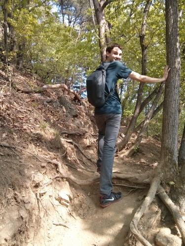 Mountain climb 3