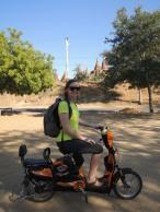 Myanmar bike bagan