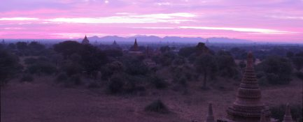 Early Dawn in Bagan 3