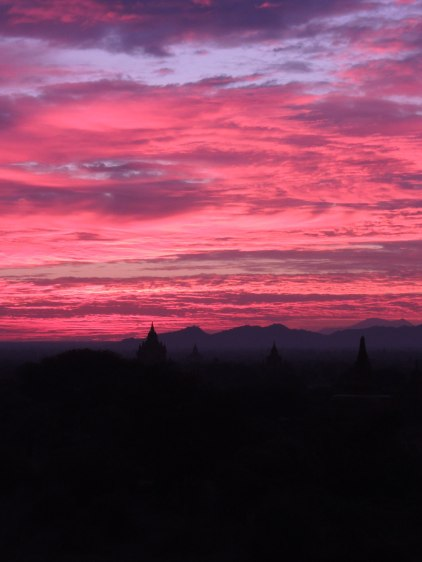 Early Dawn in Bagan 5