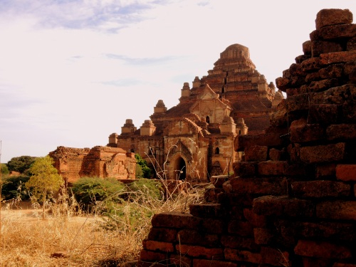 The biggest temple in Bagan. Built by a ruthless king