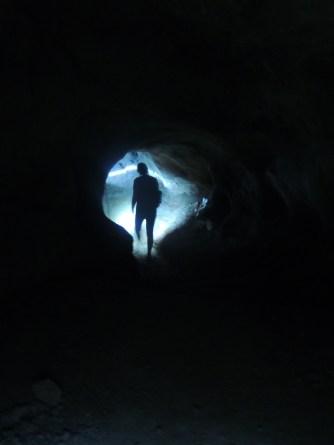 Buddhist Monk cave 1