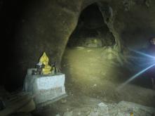 Buddhist Monk cave 2