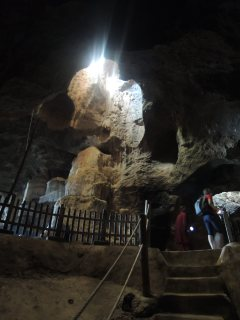 Buddhist Monk cave 3
