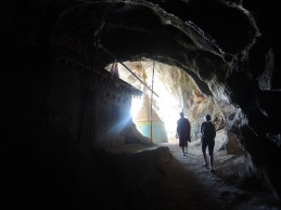 Buddhist Monk cave 4