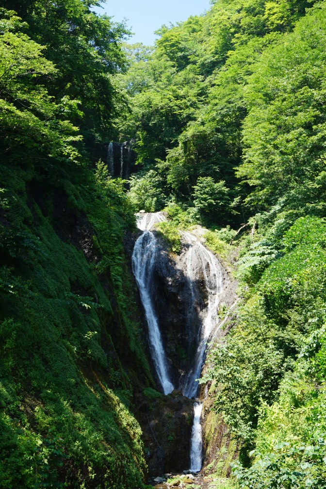 Bongnae waterfall 1