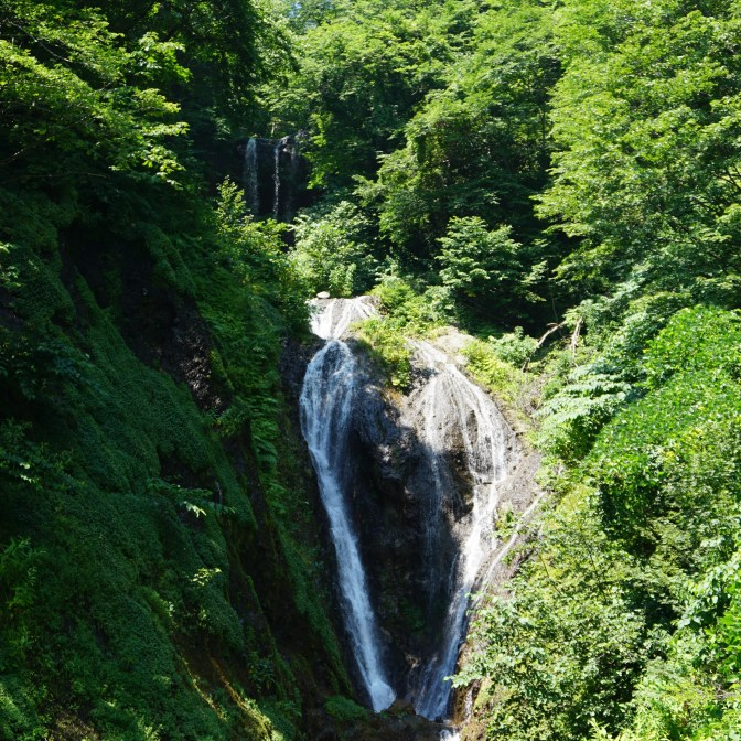 Bongnae waterfall 1