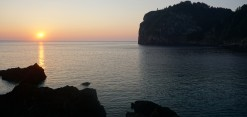 Sunrise on ulleungdo 2