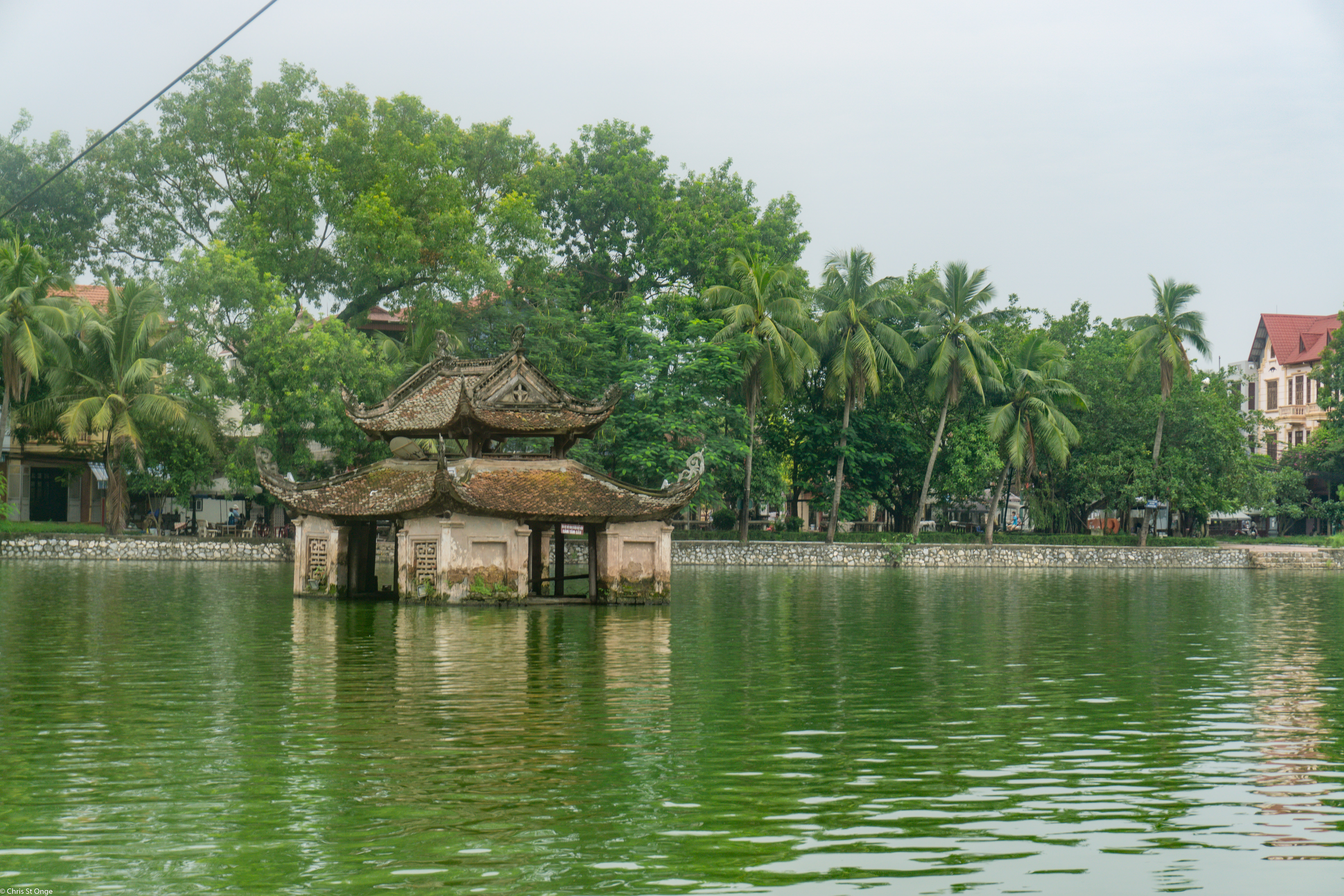 A day trip to Thay Pagoda