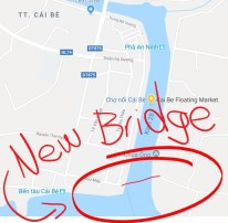 Cai Be new bridge